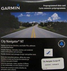 Garmin City Navigator Eastern Europe NT