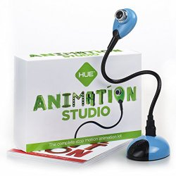 HUE Animation Studio (Blue) for Windows PCs and Apple Mac OS X