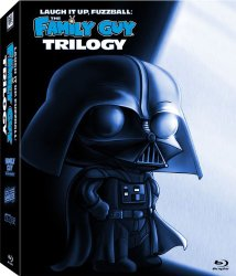 The Family Guy Trilogy (It's a Trap! / Blue Harvest / Something, Something, Something, Darkside) [Blu-ray]