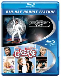 Saturday Night Fever / Grease (DBFE) [Blu-ray]