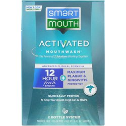 SmartMouth ACF Mouthwash Mint -(Advance Clinical Formula) , 16 Ounce