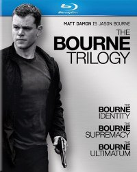 The Bourne Trilogy (The Bourne Identity / The Bourne Supremacy / The Bourne Ultimatum) [Blu-ray]