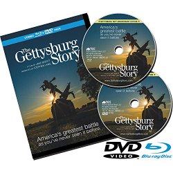 The Gettysburg Story: Combo Blu-ray + DVD