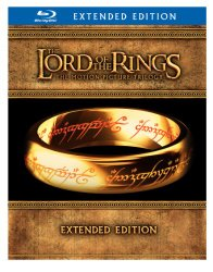 The Lord of the Rings: The Motion Picture Trilogy [Blu-ray]