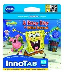 VTech – InnoTab Software – SpongeBob SquarePants