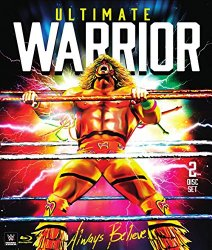 WWE: Ultimate Warrior: Always Believe (Blu-ray)