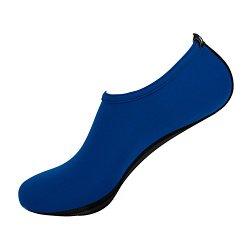 Freely Barefoot Water Skin Shoes Aqua Socks for Beach Swim Surf Yoga Exercise