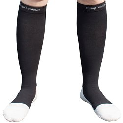 Compression Socks (1 Pair) 20-30mmHg Graduated