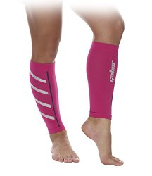 Gabor Fitness Graduated 20-25mmHg Compression Running Leg Sleeves for Running