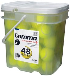 Gamma Bucket-O-Balls, Yellow (48 Balls)