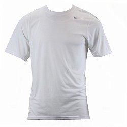 Nike Mens Athletic Active Dri-Fit Tee Shirt