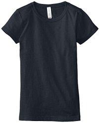 Clementine Big Girls' Everyday Crew-Neck T-Shirt