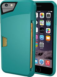 iPhone 6 Wallet Case – Vault Slim Wallet for iPhone 6/6s (4.7″) by Silk