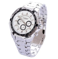Fanmis Mens Quartz Stainless Steel P Military Man Waterproof Watches Dropship Brand Hot Sale Gokelly