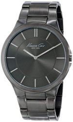"Kenneth Cole New York Men's KC9109 ""Slim Trip"" Stainless Steel Watch"