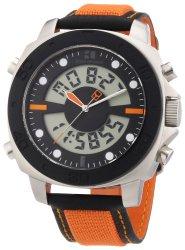 BOSS ORANGE Rubber Analog/Digital Mens Watch 1512679