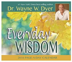Everyday Wisdom 2016 Calendar