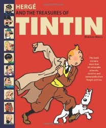 Herge and the Treasures of Tintin