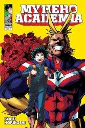 My Hero Academia , Vol. 1