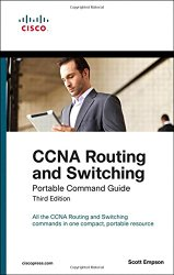 CCNA Routing and Switching Portable Command Guide (3rd Edition)