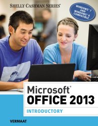 Microsoft Office 2013: Introductory (Shelly Cashman)