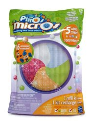 Pixo MicrosTM FusionTM Mini Beads Refill Kit 1000 Count and 16 Accessories