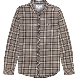 Billabong Boys' Freemont Boys Flannel Black Small
