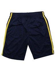 Boys Dri-fit mesh Sport Shorts M/8 Dark Blue