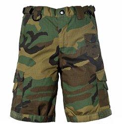 TC Big Boys Tactical Combat Shorts BDU Camo X-Small – Large (X-Small)