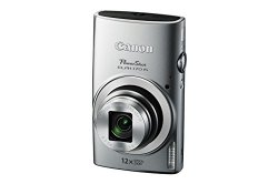Canon PowerShot ELPH 170 IS (Silver)