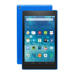 Fire HD 8, 8″ HD Display, Wi-Fi, 8 GB – Includes Special Offers, Blue