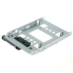 General 2.5″ SSD to 3.5″ SATA Hard Disk Drive HDD Adapter CADDY TRAY CAGE Hot Swap Plug