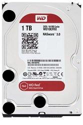 WD Red 1TB NAS Hard Drive: 1 to 8-bay RAID Hard Drive: 3.5-inch SATA 6 Gb/s, IntelliPower, 64MB Cache WD10EFRX