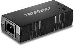 TRENDnet Gigabit Power over Ethernet Plus (PoE+) Injector, TPE-115GI