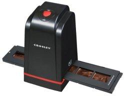 Crosley CR5503A-BK Pictograph Standalone Film Scanner