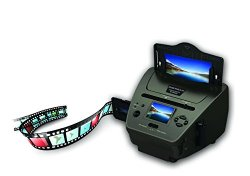 Digitnow! High-resolution 2 in 1 Photo, Slide and Film Scanner with Sd Card Save Photo to Your Phone&pc