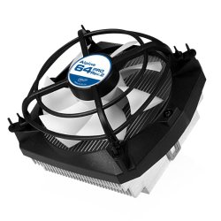 ARCTIC Alpine 64 Pro Rev. 2 CPU Cooler – AMD, Supports Multiple Sockets 92mm PWM Fan at 23dBA