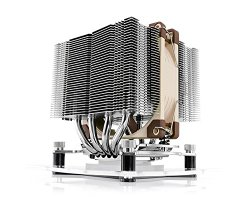 Noctua Dual Tower CPU Cooler for Intel LGA 2011-0/LGA 2011-3 Square ILM/1156/1155/1150 and AMD AM2/AM2+/AM3/3+,FM1/2 NH-D9L