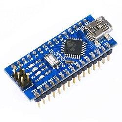 OSOYOO Mini USB Arduino Nano V3.0 ATMEGA328P Module CH340G 5V 16M Micro-controller board