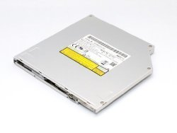 Panasonic UJ-267 9.5mm Internal SATA Slot Load Blu-Ray Writer for Unibody MacBook Pro and other Windows Laptops