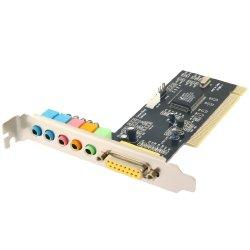 Sabrent PCI Sound Card SBT-SP6C