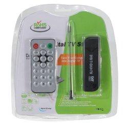 USB2.0 Digital DVB-T HDTV TV Tuner Recorder Receiver Stick RTL-SDR+DAB+FM R820T