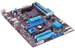ASUS M5A97 LE R2.0 AM3+ AMD 970 SATA 6Gb/s USB 3.0 ATX AMD Motherboard