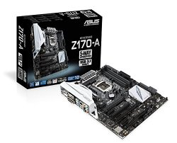 ASUS Z170-A ATX DDR4 Motherboards