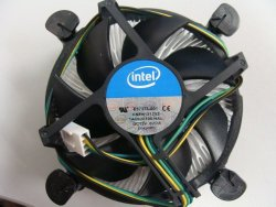 Intel i3/i5/i7 CPU Cooling Fan (Socket LGA 1155) Part#E97378