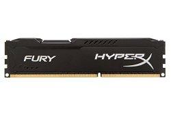 Kingston HyperX FURY 8GB 1866MHz DDR3 CL10 DIMM – Black (HX318C10FB/8)