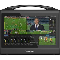 Livestream HD550 | Compact Portable All in One Live Video Switcher