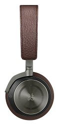 B&O PLAY by BANG & OLUFSEN – BeoPlay H8 Wireless ANC Headphones, Gray Hazel (1642206)