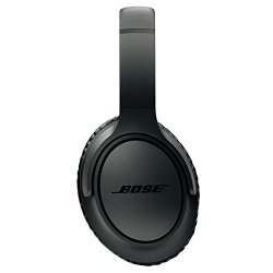 Bose SoundTrue around-ear headphones II – Apple devices, Charcoal