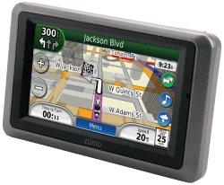Garmin Zumo 665LM GPS Motorcycle Navigator